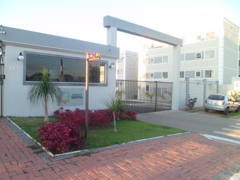 Apartamento para aluguel,  com 2 quartos no SANTA CRUZ 2 em Cuiabá MT 101 10596