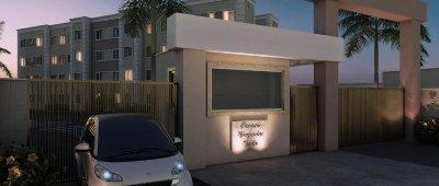 Apartamento à venda,  com 2 quartos no Ponte Nova em Várzea Grande MT 101 10777