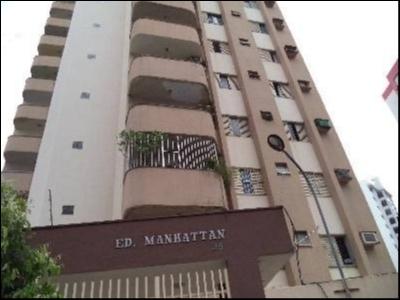 Apartamento  com 2 quartos sendo 1 Suíte no ED. MANHATTAN, Cuiabá  - MT