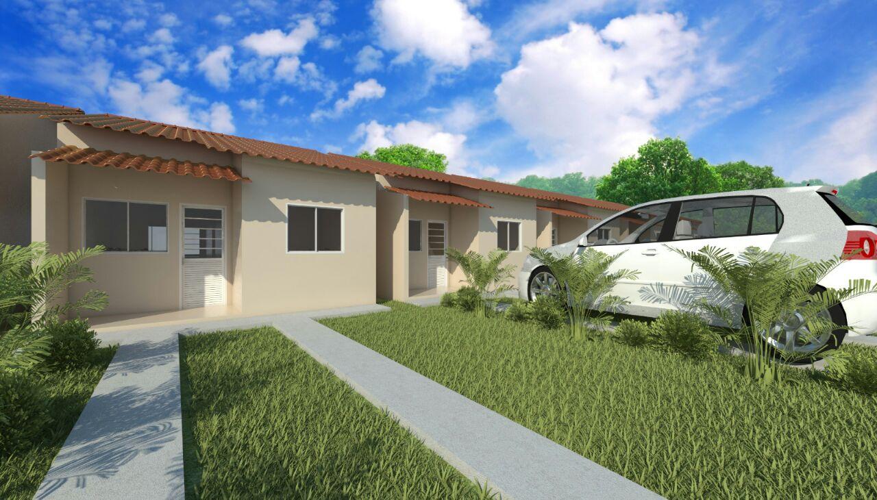 Casa à venda,  com 2 quartos em Várzea Grande MT 101 10867