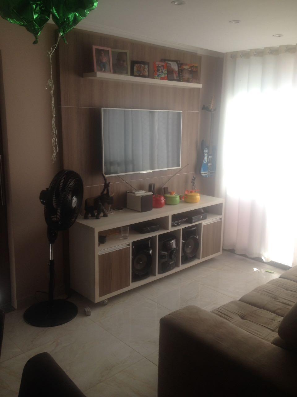 Apartamento à venda,  com 3 quartos sendo 1 suite no Jardim Leblon em Cuiabá MT 101 10905