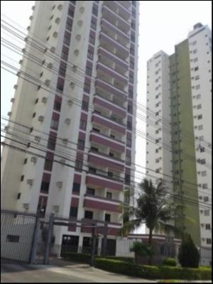 Apartamento  com 2 quartos sendo 1 Suíte no Residencial Paiaguás, Cuiabá  - MT
