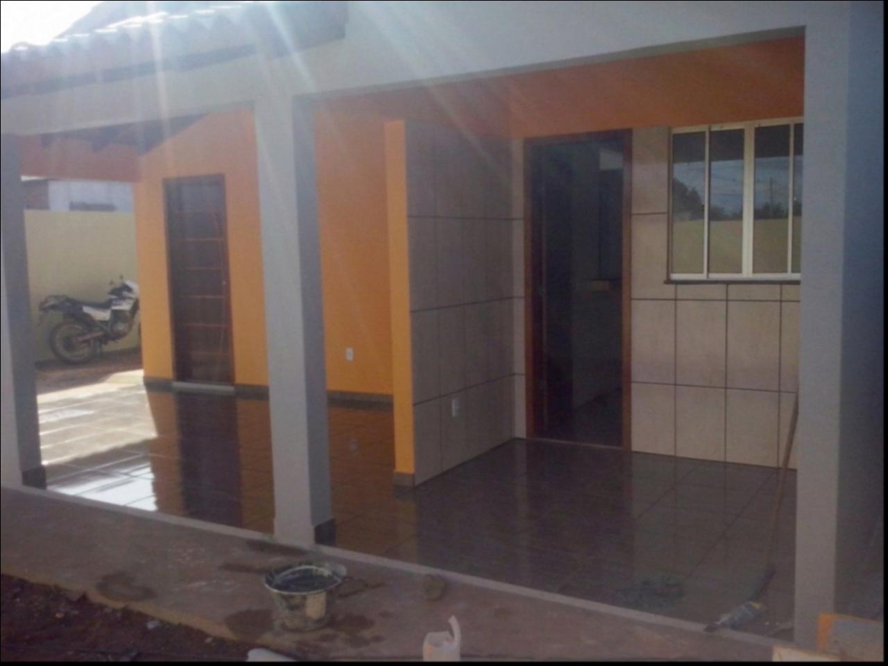 Casa  com 2 quartos sendo 1 Suíte no Ikaray, Várzea Grande  - MT