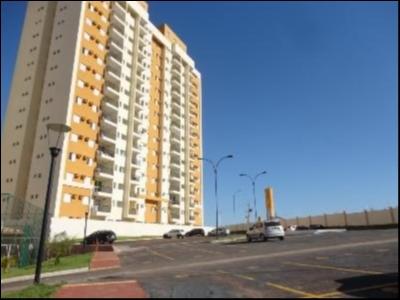 Apartamento à venda,  com 2 quartos sendo 1 suite no Morada do Ouro II em Cuiabá MT 101 10961