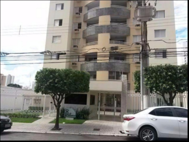 Apartamento à venda,  com 3 quartos sendo 1 suite no Quilombo em Cuiabá MT 101 10989