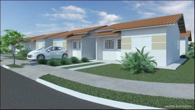 Casa à venda,  com 2 quartos em Cuiabá MT 101 11029