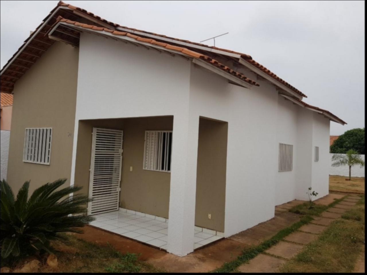 Casa à venda,  com 3 quartos sendo 1 suite no chapeu do sol em Várzea Grande MT 101 11113