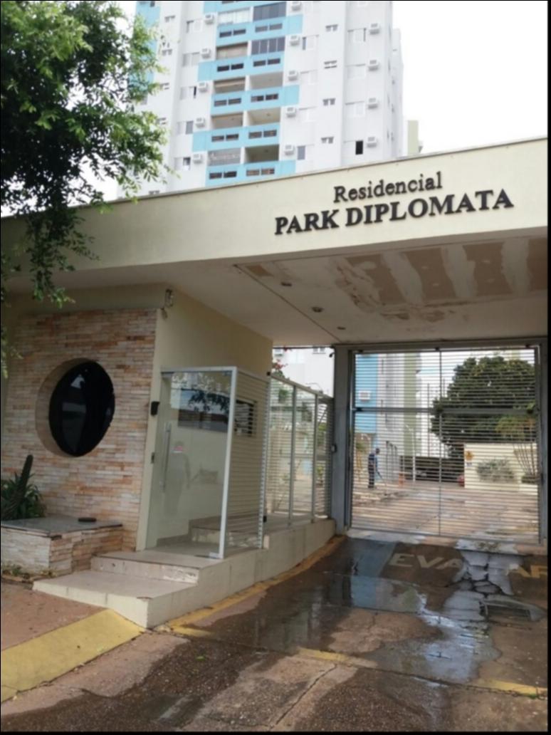 Apartamento à venda,  com 3 quartos sendo 1 suite no CONSIL em Cuiabá MT 101 11139