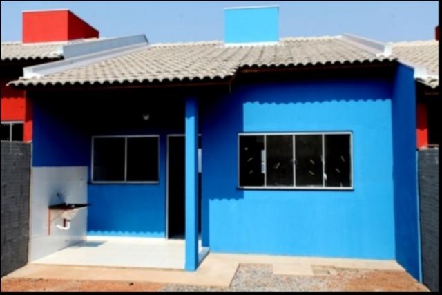 Casa à venda,  com 2 quartos no RESIDENCIAL NOVO MUNDO em Várzea Grande MT 101 11156