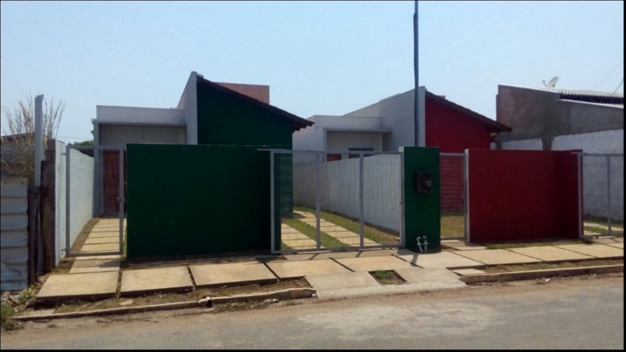 Casa à venda,  com 2 quartos sendo 1 suite no NOVA CONQUISTA em Cuiabá MT 101 11201