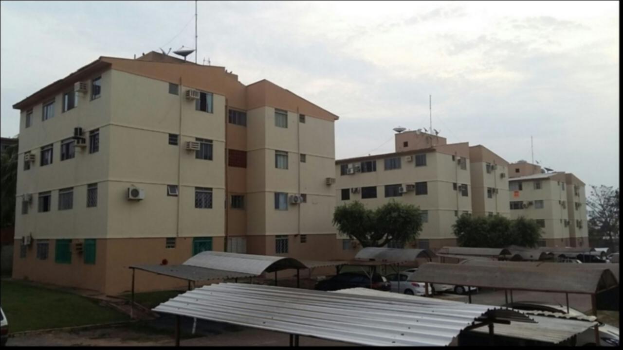 Apartamento à venda,  com 2 quartos no Residencial Paiaguás em Cuiabá MT 101 11221