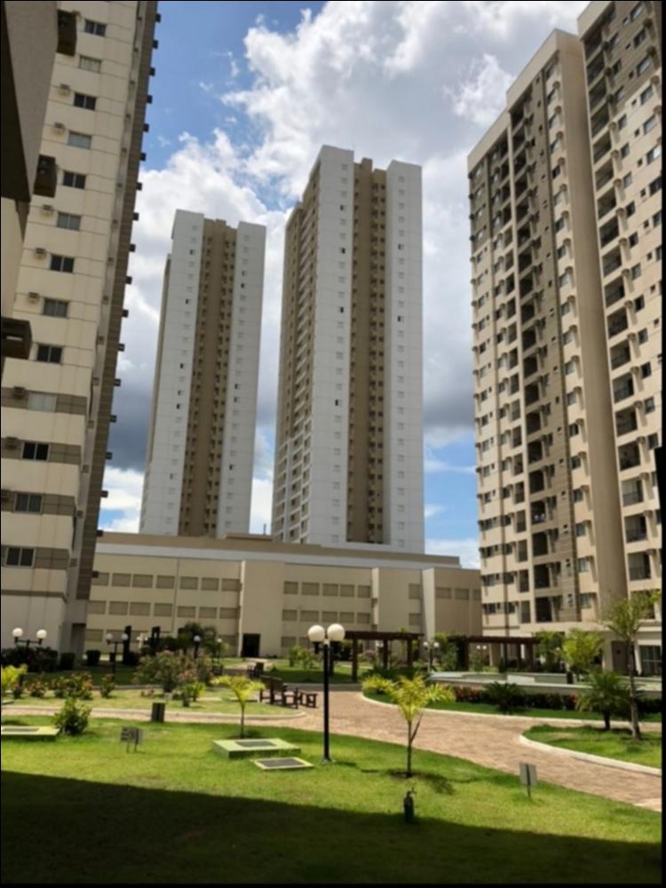 Apartamento para aluguel,  com 3 quartos sendo 1 suite no GRANDE TERCEIRO em Cuiabá MT 101 11295