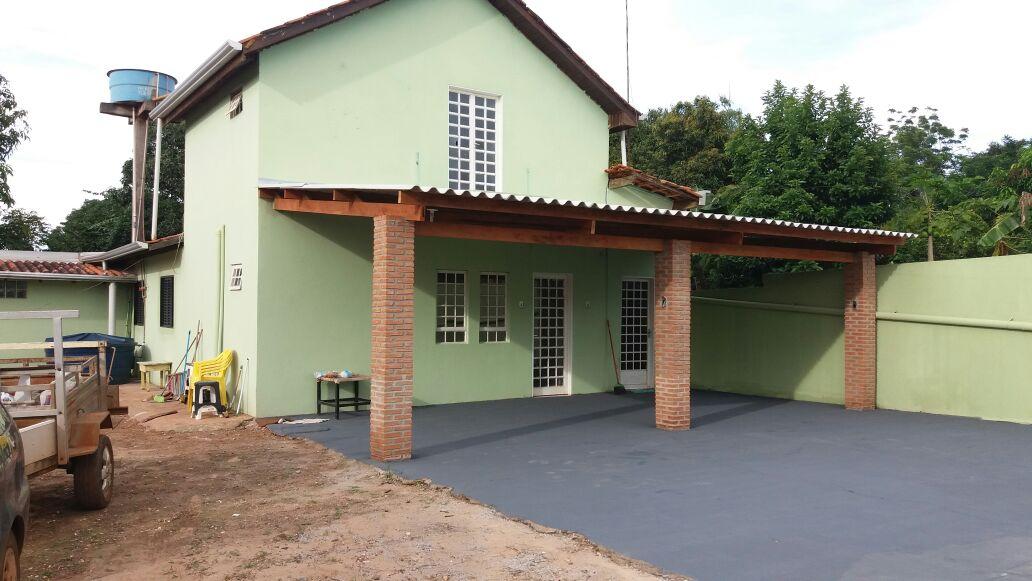 Casa à venda,  com 3 quartos sendo 2 suites no ALDEIA VELHA em Chapada dos Guimarães MT 101 11304