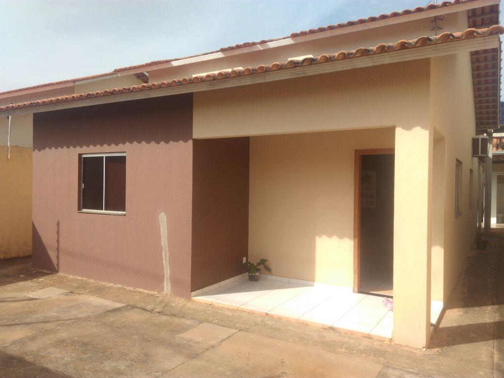 Casa à venda,  com 2 quartos sendo 1 suite no CHAPÉU DO SOL  em Cuiabá MT 101 11553