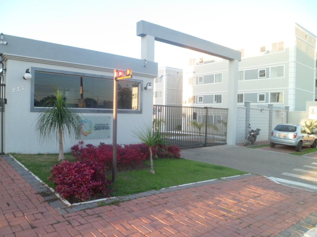 Apartamento para aluguel,  com 2 quartos no SANTA CRUZ II  em Cuiabá MT 101 11580