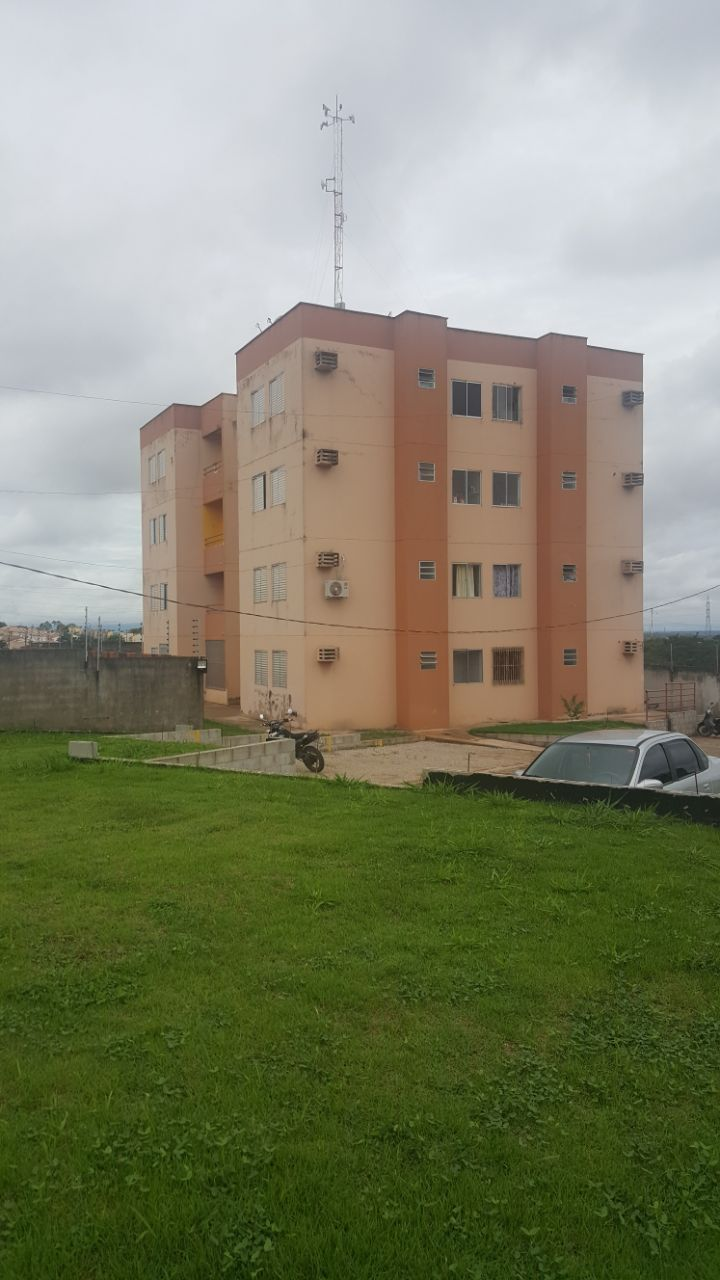 Apartamento para aluguel,  com 2 quartos no NOVO PARAÍSO  em Cuiabá MT 101 11591