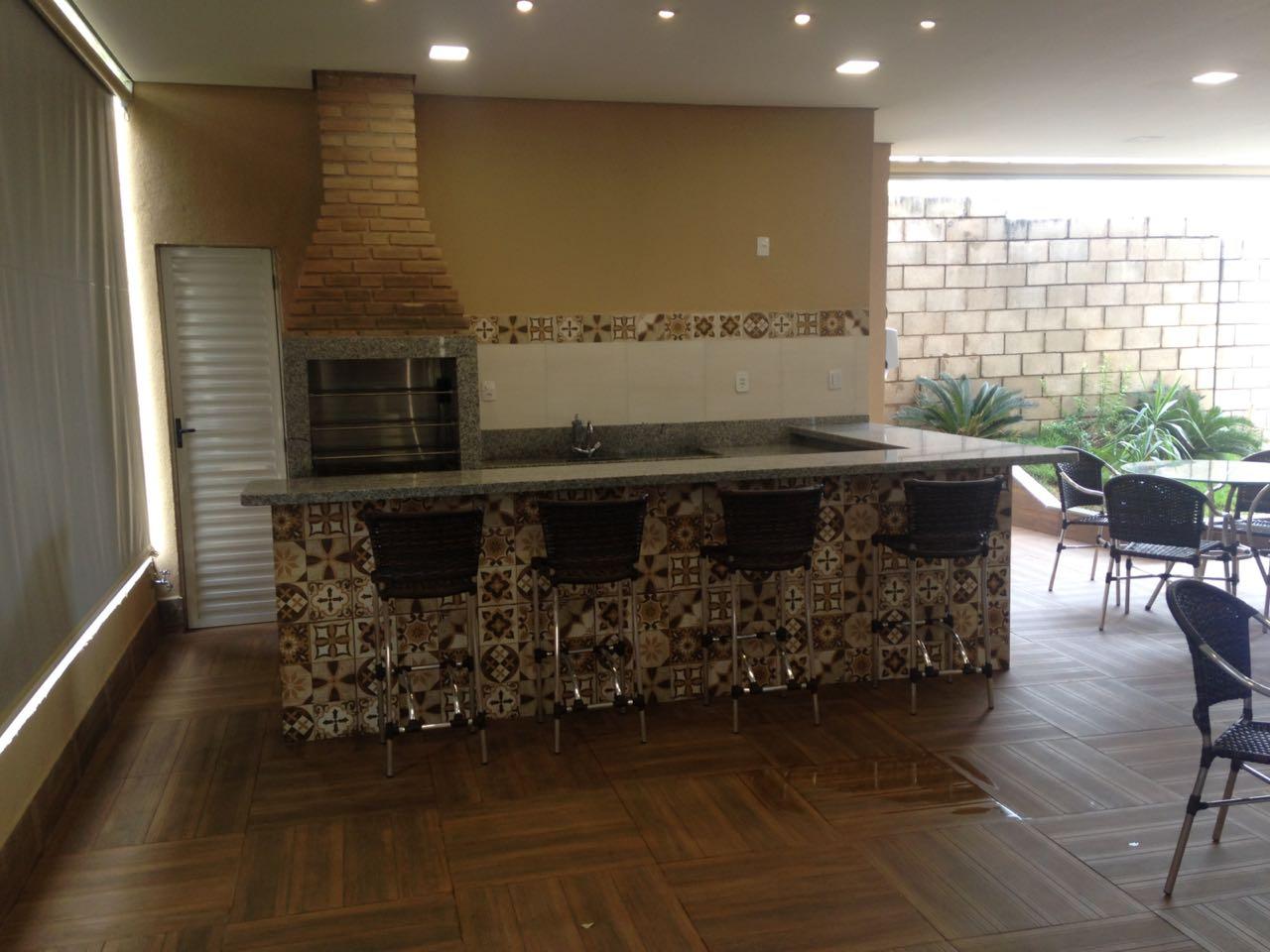 Apartamento para aluguel,  com 2 quartos no PARQUE DAS NAÇOES em Cuiabá MT 101 11673