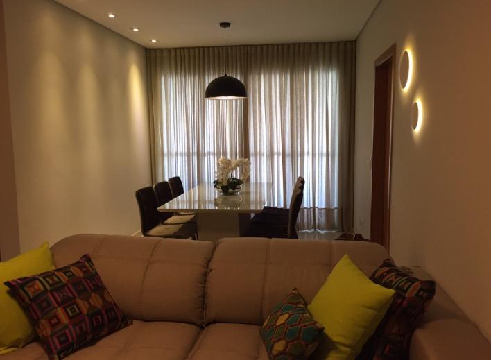 Apartamento à venda,  com 3 quartos sendo 1 suite no Centro-Norte em Cuiabá MT 101 11680