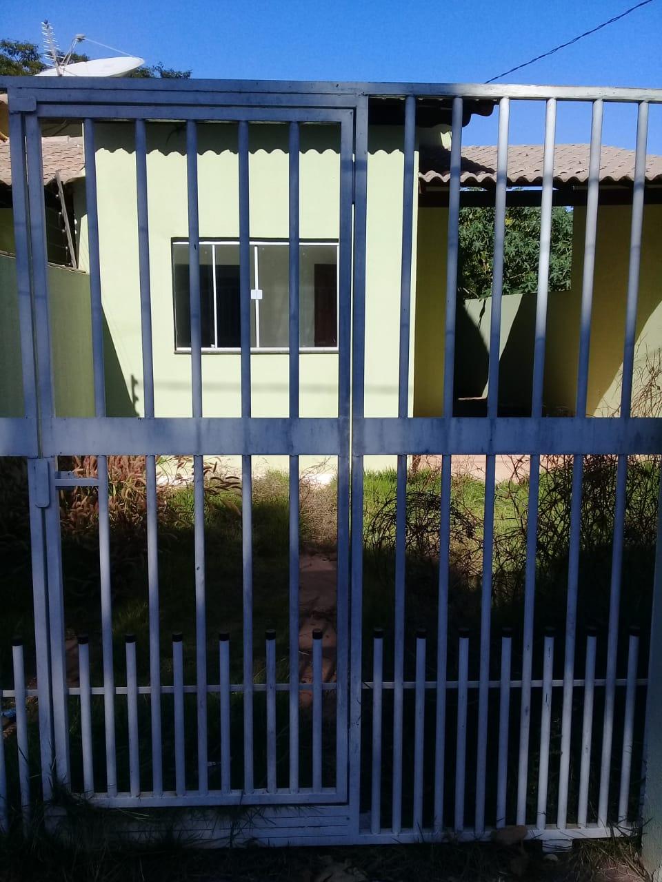 Casa para aluguel,  com 2 quartos no Jardim Paula I em Várzea Grande MT 101 11779