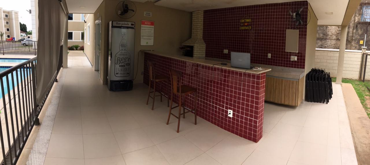 Apartamento para aluguel,  com 2 quartos no Ponte Nova em Várzea Grande MT 101 11837