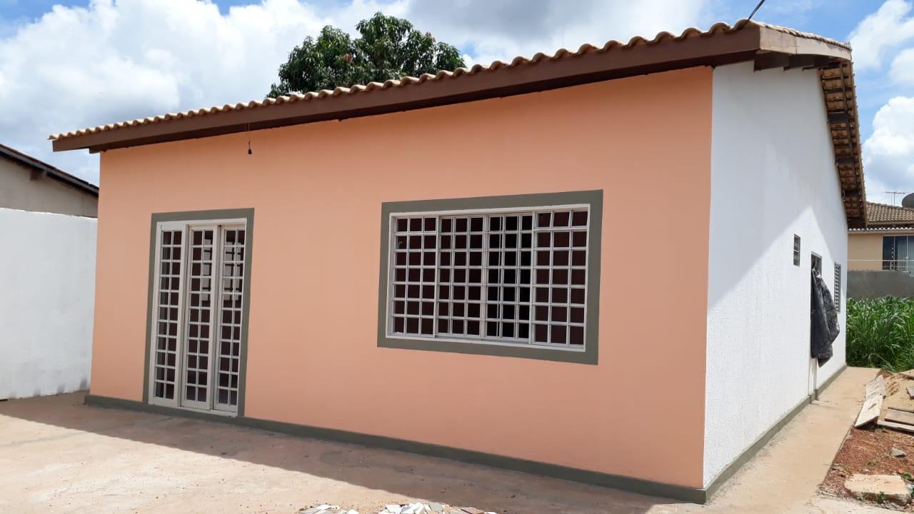 Casa à venda,  com 3 quartos sendo 1 suite no Chapéu do Sol em Várzea Grande MT 101 11857