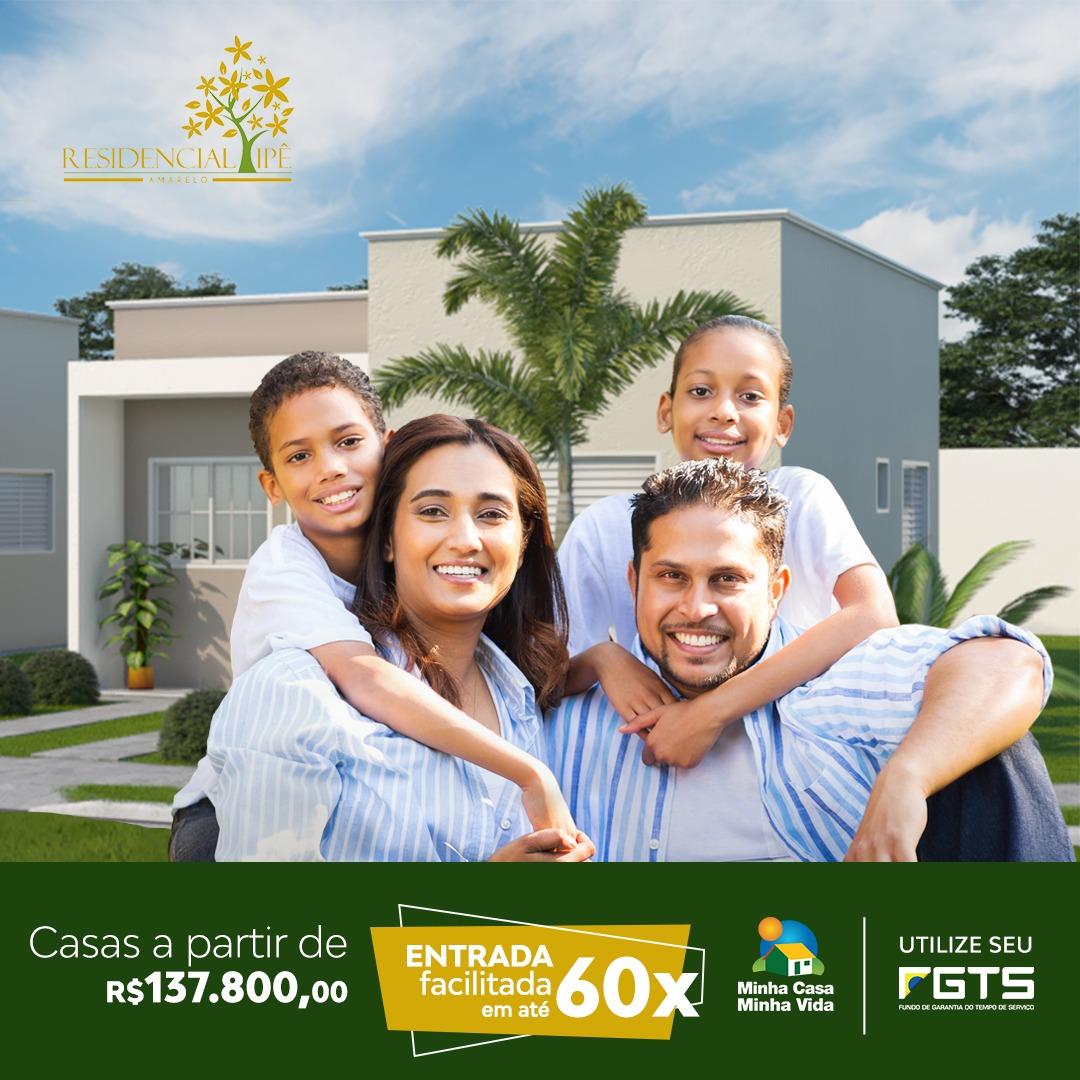 Casa à venda,  com 2 quartos no Jardim Jockey Club em Cuiabá MT 101 11862