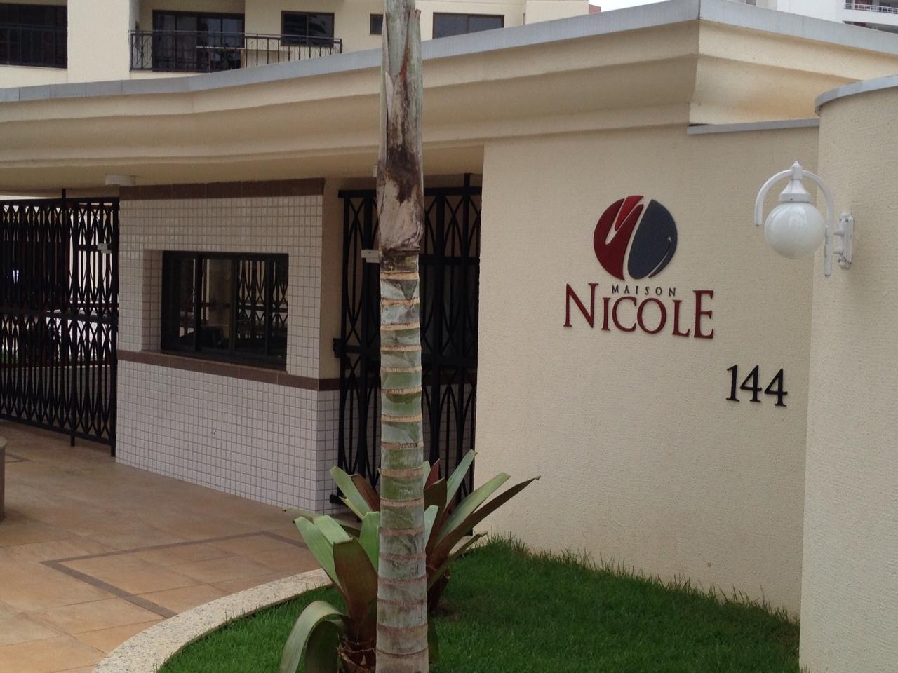 Apartamento à venda,  com 3 quartos sendo 3 suites no Duque de Caxias em Cuiabá MT 101 11922