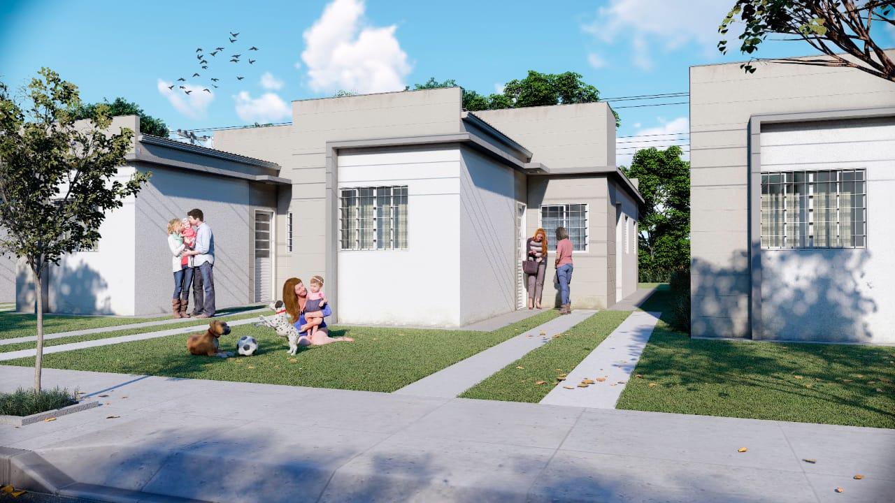 Casa  com 3 quartos no Mapim, Várzea Grande  - MT