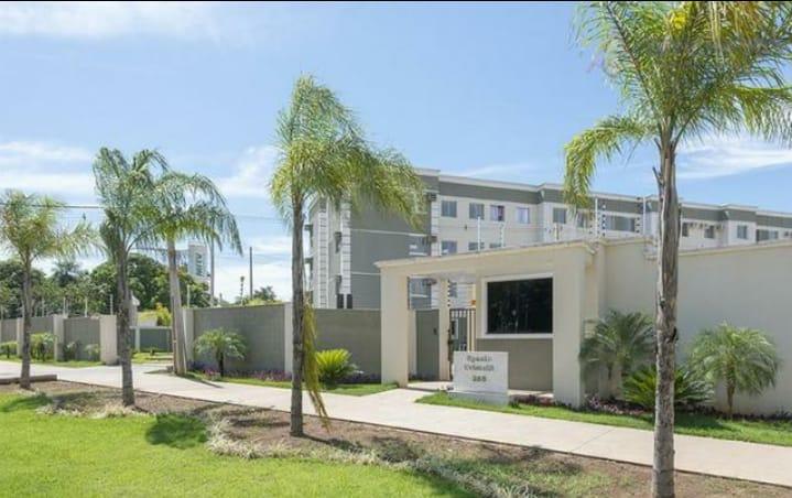 Apartamento à venda,  com 2 quartos no Coophema em Cuiabá MT 101 11952