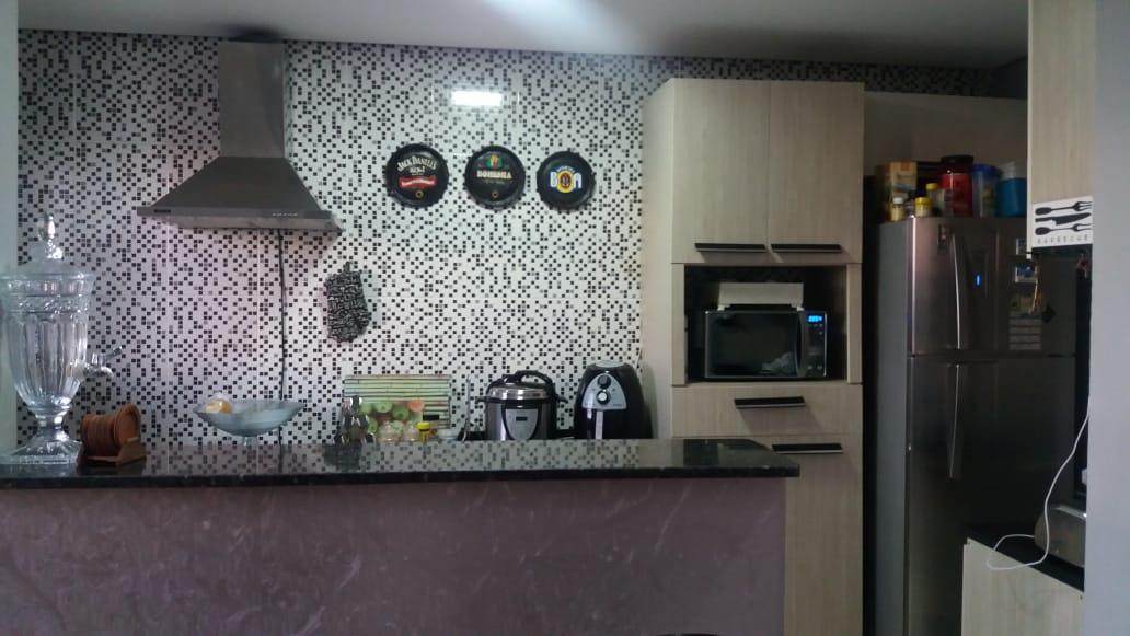 Apartamento à venda,  com 3 quartos no COOPHAMIL em Cuiabá MT 101 11971