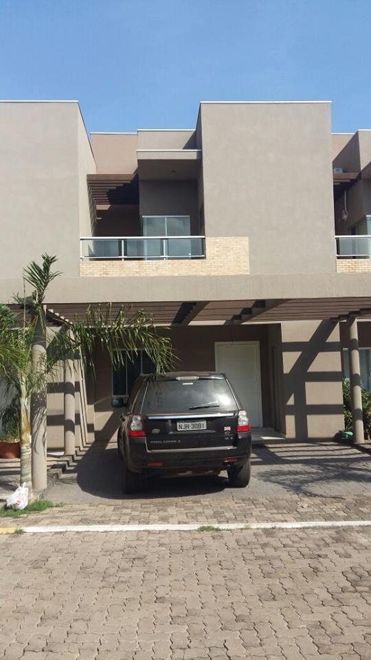 Casa Cond. Fechado  com 3 quartos sendo 1 Suíte no Jardim Mariana, Cuiabá  - MT