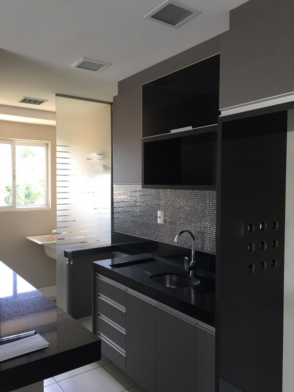 Apartamento  com 3 quartos sendo 1 Suíte no Coophema, Cuiabá  - MT