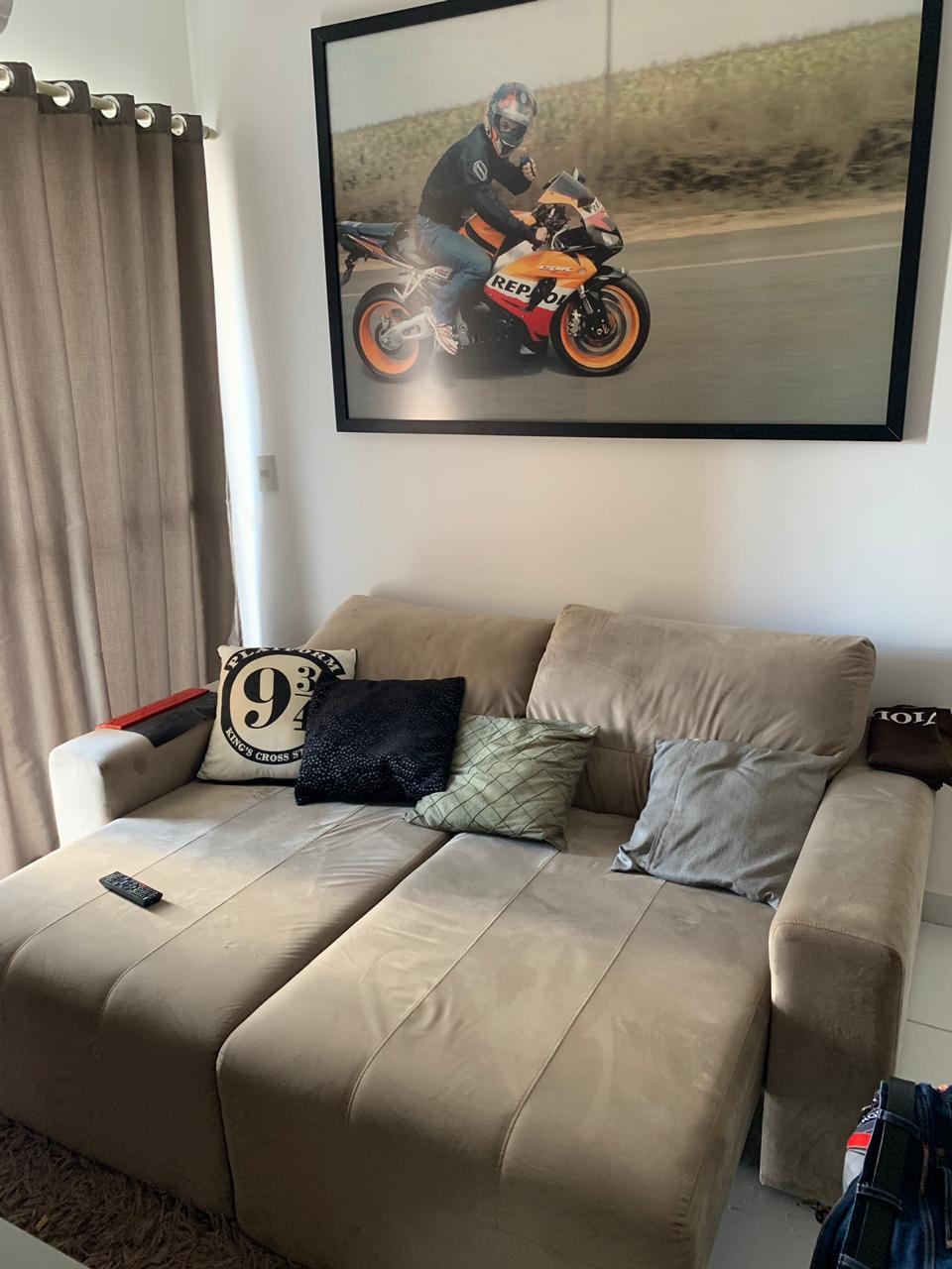 Apartamento para aluguel,  com 2 quartos sendo 1 suite no Ribeirão da Ponte em Cuiabá MT 101 11993