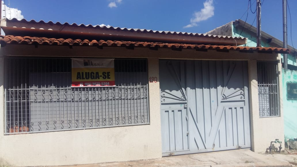 Casa  com 2 quartos no Despraiado, Cuiabá  - MT