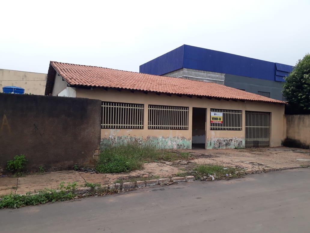 Casa à venda,  com 3 quartos sendo 1 suite no Novo Horizonte  em Várzea Grande MT 101 12023