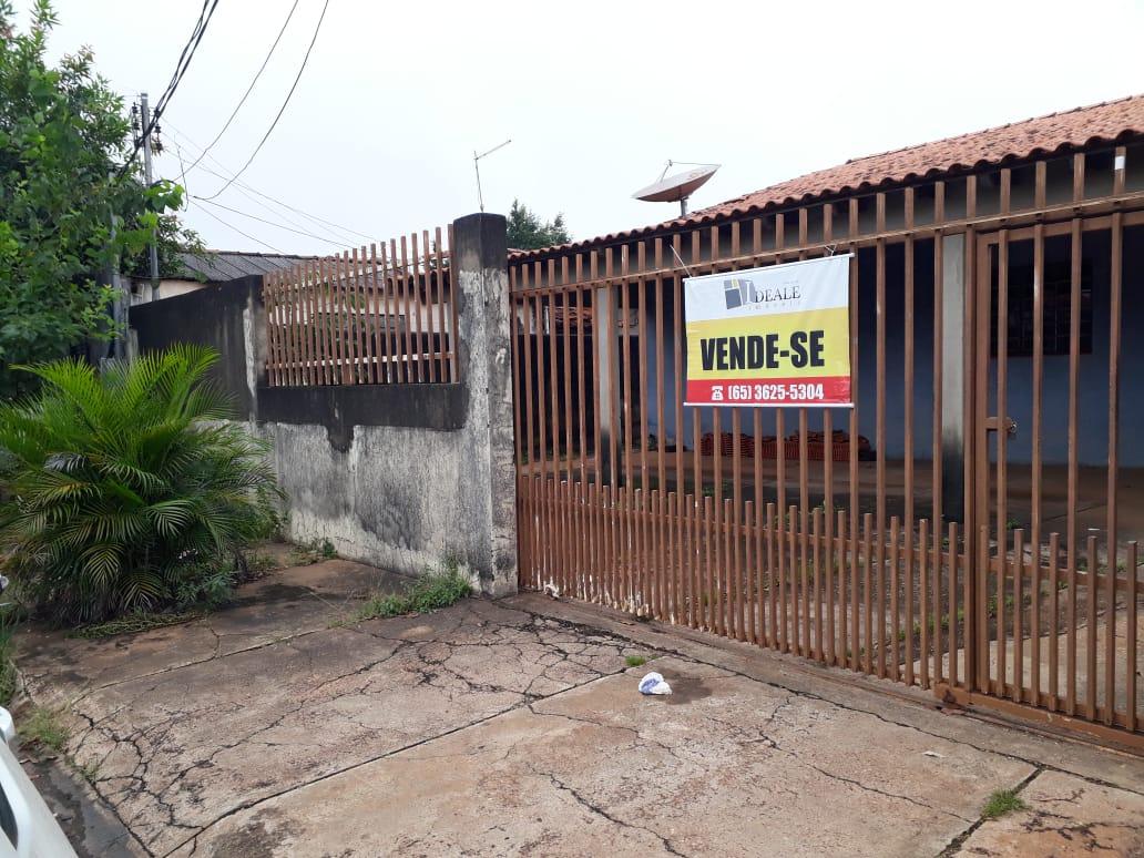 Casa à venda,  com 3 quartos sendo 1 suite no Jd Ikarai  em Várzea Grande MT 101 12024