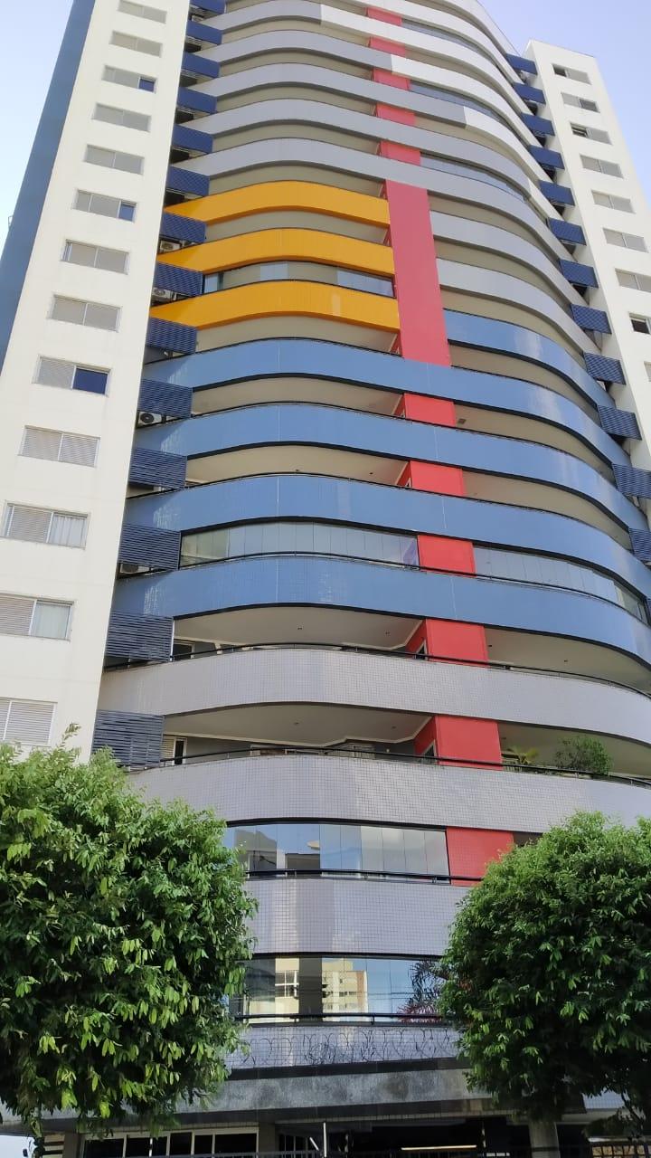 Apartamento para aluguel,  com 3 quartos sendo 3 suites no Alvorada em Cuiabá MT 101 12069