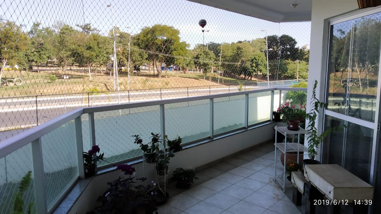 Apartamento para aluguel,  com 4 quartos sendo 2 suites no Jardim das Américas em Cuiabá MT 101 12132