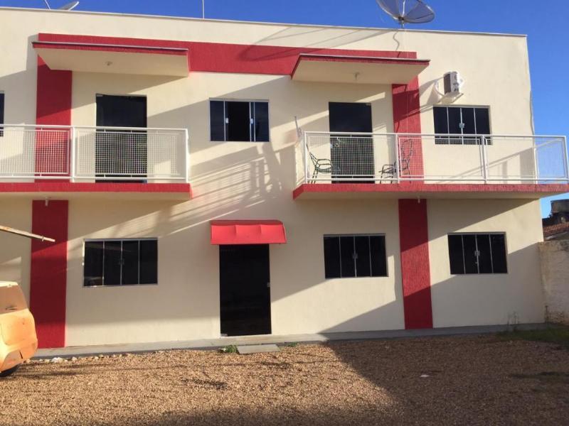 Apartamento  com 2 quartos no Parque Eldorado, Primavera do Leste  - MT