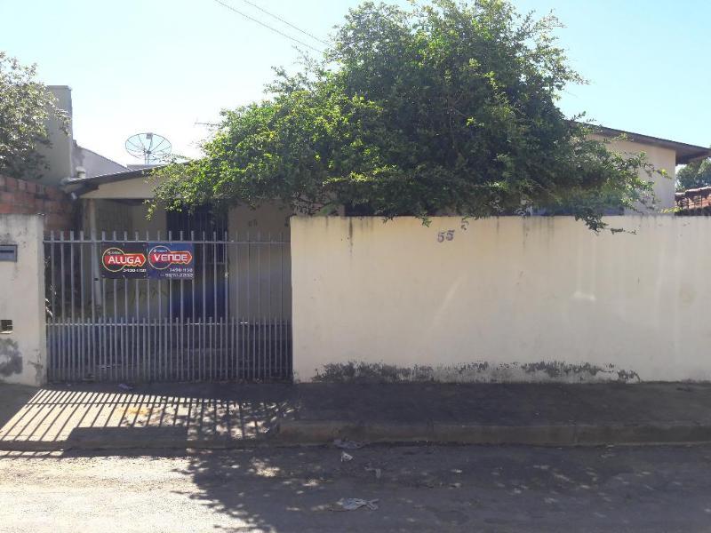 Casa  com 4 quartos sendo 4 Suítes no São Cristovao, Primavera do Leste  - MT
