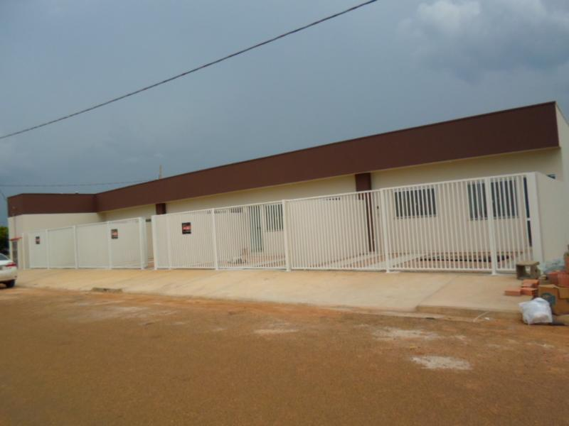 Casa  com 2 quartos no Jardim Luciana, Primavera do Leste  - MT