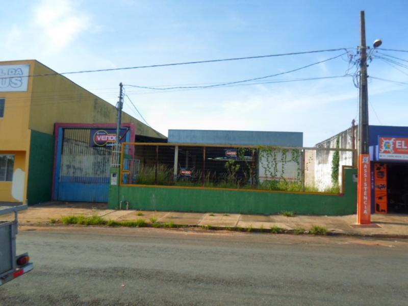 Barracão  no Cidade Primavera I, Primavera do Leste  - MT