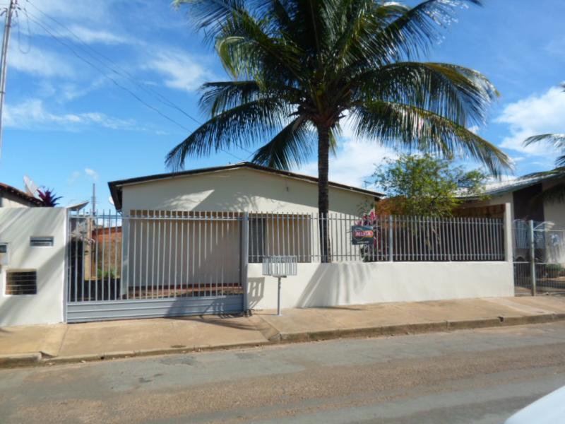 Casa  com 2 quartos sendo 1 Suíte no São Cristovao, Primavera do Leste  - MT
