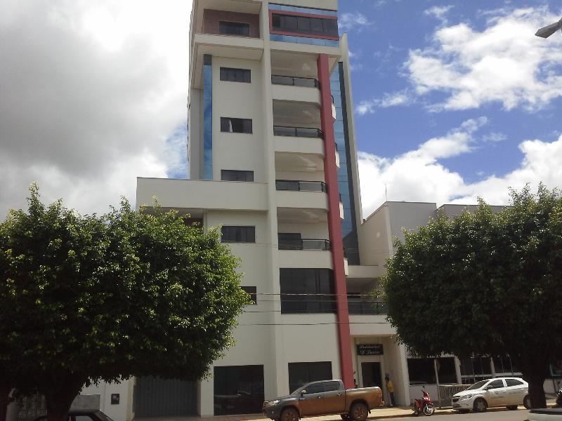 Apartamento  com 2 quartos sendo 1 Suíte no Primavera II, Primavera do Leste  - MT
