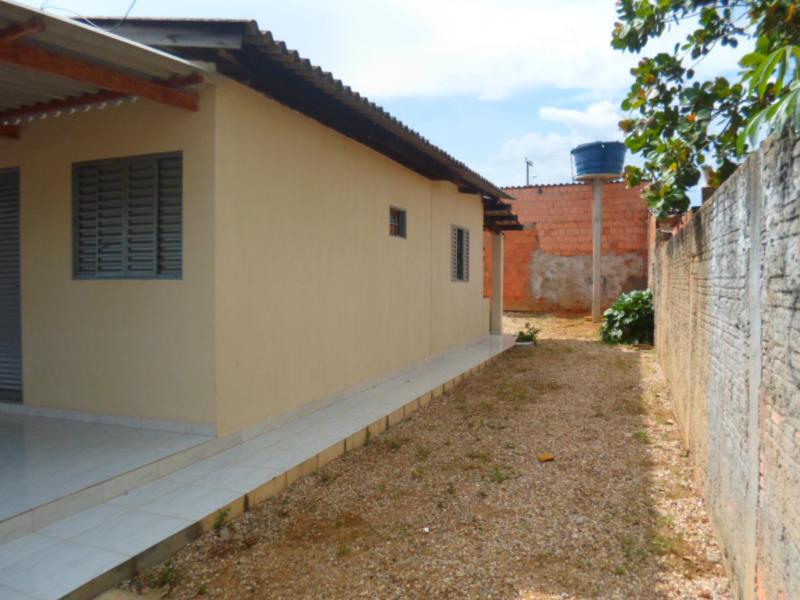 Casa  com 2 quartos no São Cristovao, Primavera do Leste  - MT