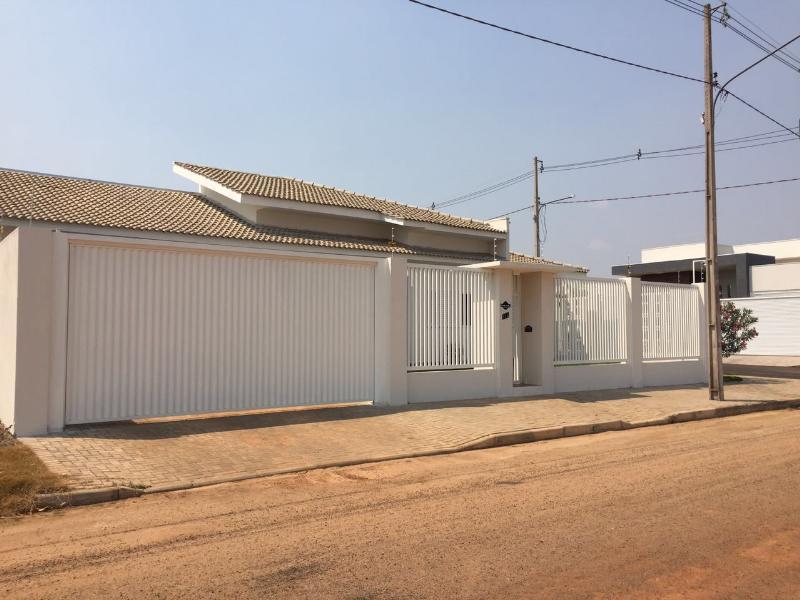 Casa  com 2 quartos sendo 1 Suíte no Jardim Riva 3° Ampliação, Primavera do Leste  - MT