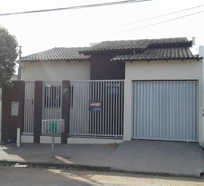 Casa  com 2 quartos sendo 1 Suíte no São Cristovao I, Primavera do Leste  - MT
