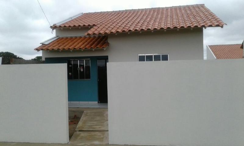 Casa  com 2 quartos no Tres Americas, Primavera do Leste  - MT