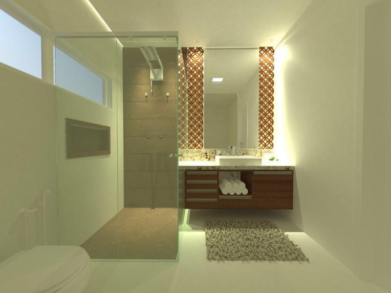 Casa  com 4 quartos sendo 4 Suítes no Condominio Porto Seguro, Primavera do Leste  - MT
