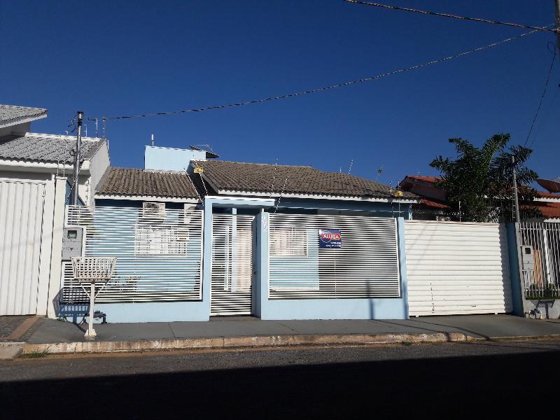Casa  com 3 quartos sendo 1 Suíte no Buritis II, Primavera do Leste  - MT
